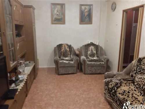Двухкомнатная квартира 53 м2